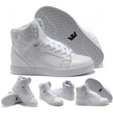 Кроссовки Supra белые В наличии